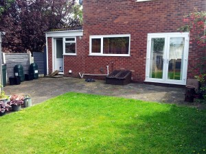 August 2015 - Lawn and Patio
