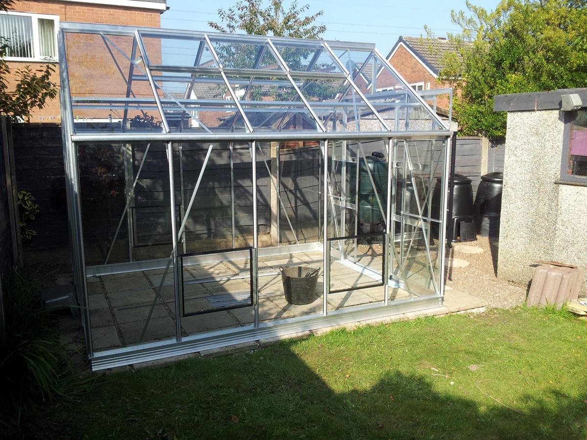 October 2015 - greenhouse glazed