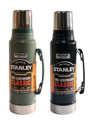 The Legendary Stanley vacuum flask