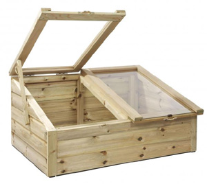 Tanalised cold frame
