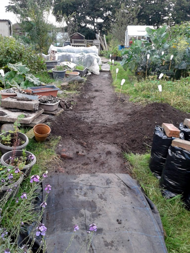 September 2016 Path Progress
