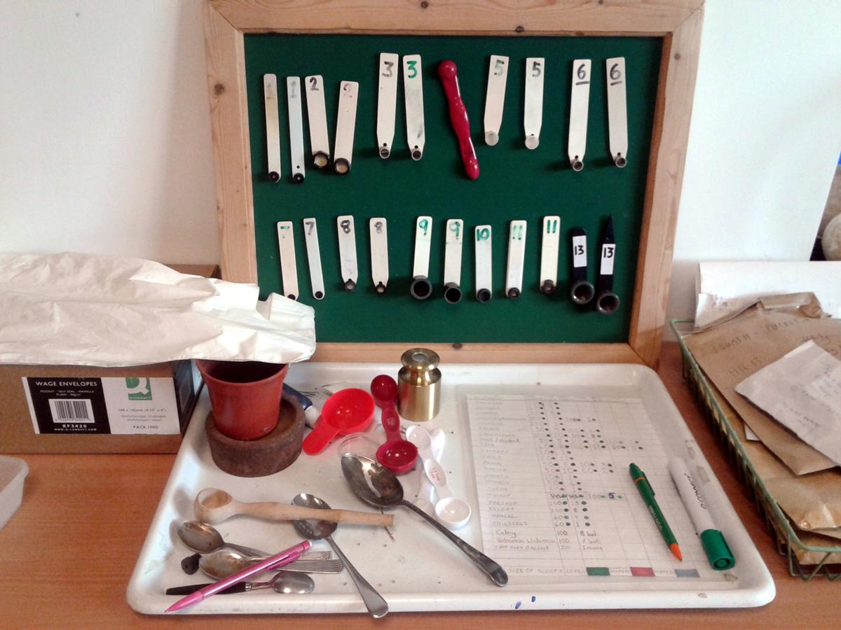 November 2017 Garden Organic seed measures