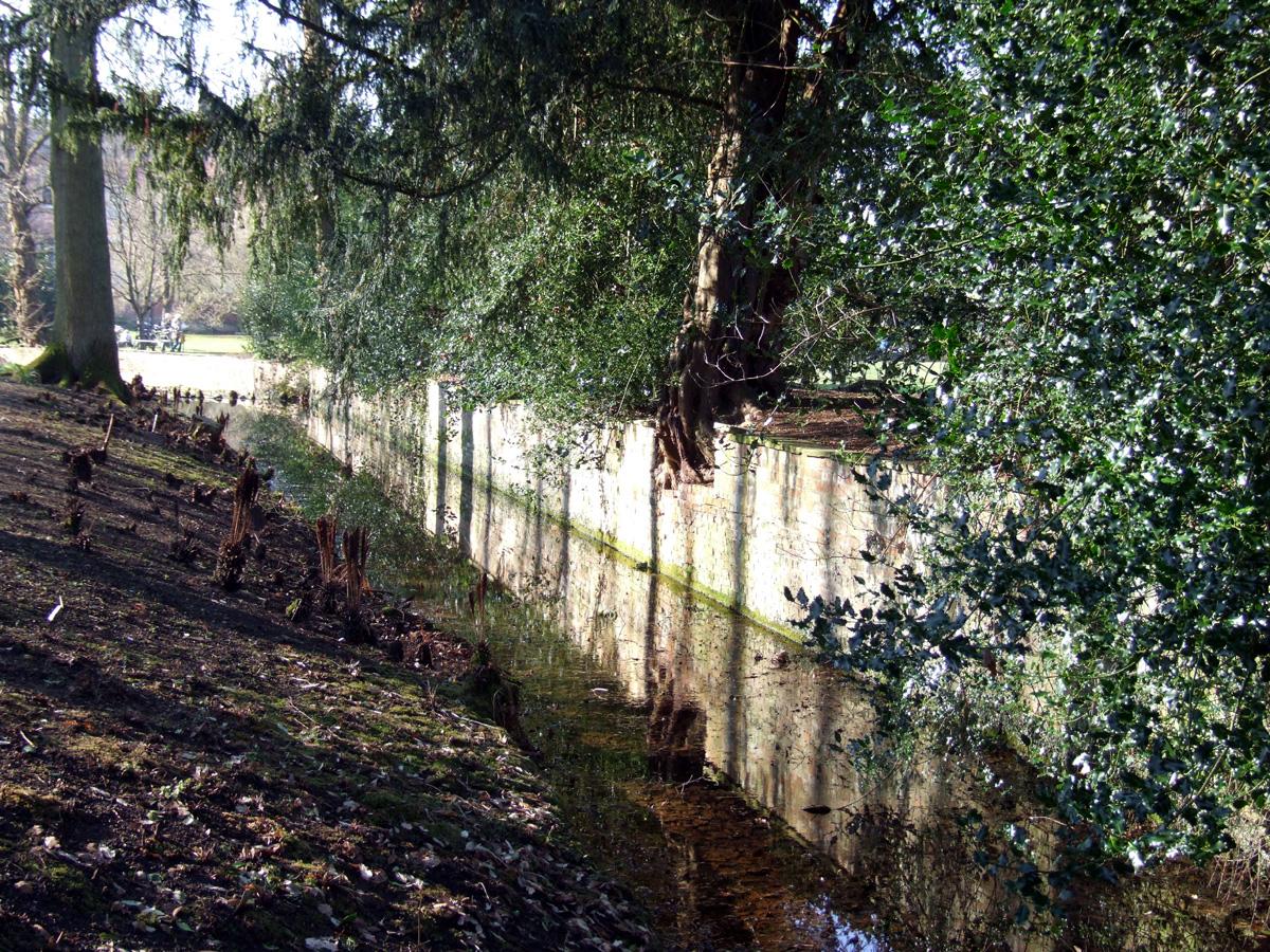 20190215 Dunham Massey canal bank